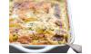 41. Gratinée patate s kuřecím masem 500g