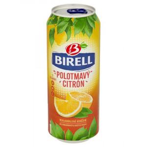 Pivo Birell polotmavý citrón